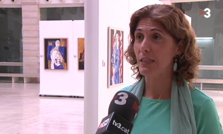 TV3 Lleida con el parto respetado