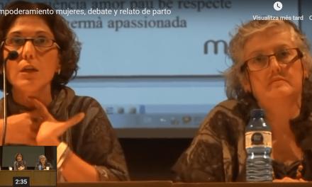 Conferencia sobre empoderamiento versus violencia obstétrica y de género