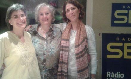 Entrevista de radio a Dona Llum Lleida, Associació Catalana per un Part Respectat