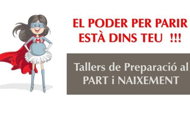 Preparació per a un part natural i conscient a Lleida