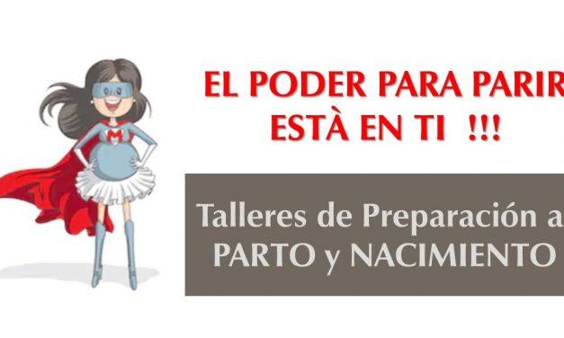 Preparación para un parto natural y consciente en Lleida