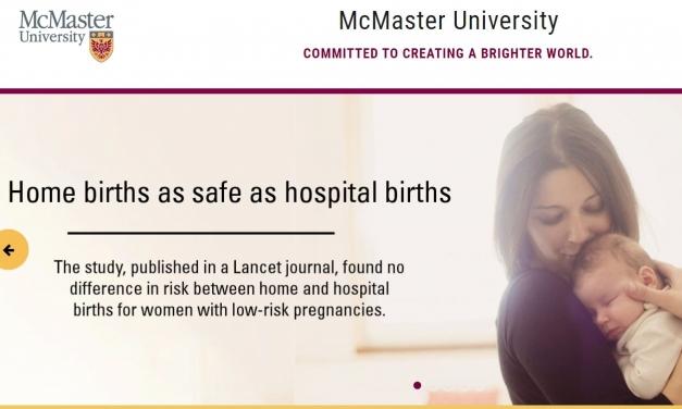El parto en casa resulta al menos tan seguro como el parto en el hospital
