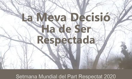 Setmana Mundial del Part Respectat 2020