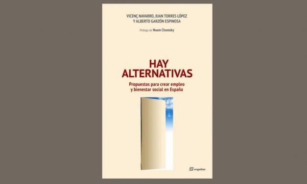 HAY ALTERNATIVAS… un gran libro gratuito para difundir