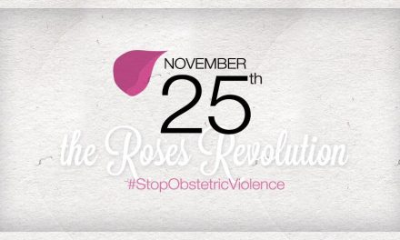 Jesusa Ricoy Olariaga, en la Semana Mundial contra la Violencia Obstétrica